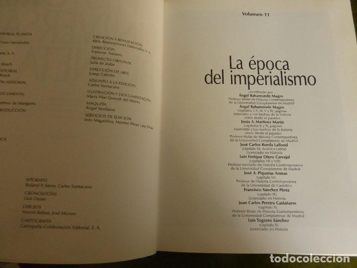 Enciclopedias de segunda mano: HISTORIA UNIVERSAL. PLANETA, 1995.SIN LEER - Foto 13 - 75253611