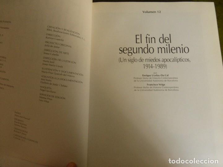 Enciclopedias de segunda mano: HISTORIA UNIVERSAL. PLANETA, 1995.SIN LEER - Foto 14 - 75253611