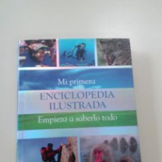 Enciclopedias de segunda mano: ENCICLOPEDIA ILUSTRADA EMPIEZA A SABERLO TODO-STEVE PARKER-ED. PARRAGON-2008-TAPA DURA-SOBRECUBIERTA. Lote 76675591