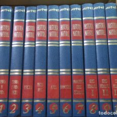Enciclopedias de segunda mano - ENCICLOPEDIA NATURAL MARIN 10 TOMOS, - 77482713
