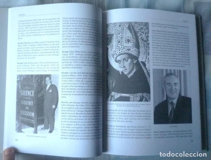 Enciclopedias de segunda mano: PERSONAJES DE LA HISTORIA UNIVERSAL - Foto 4 - 78163633