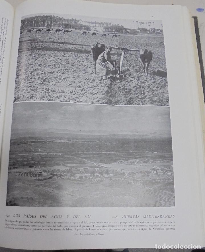 Enciclopedias de segunda mano: MIL ASPECTOS DE LA TIERRA Y DEL ESPACIO. TOMO I. LA TIERRA. GALLACH, BARCELONA. 1949 - Foto 5 - 79090565