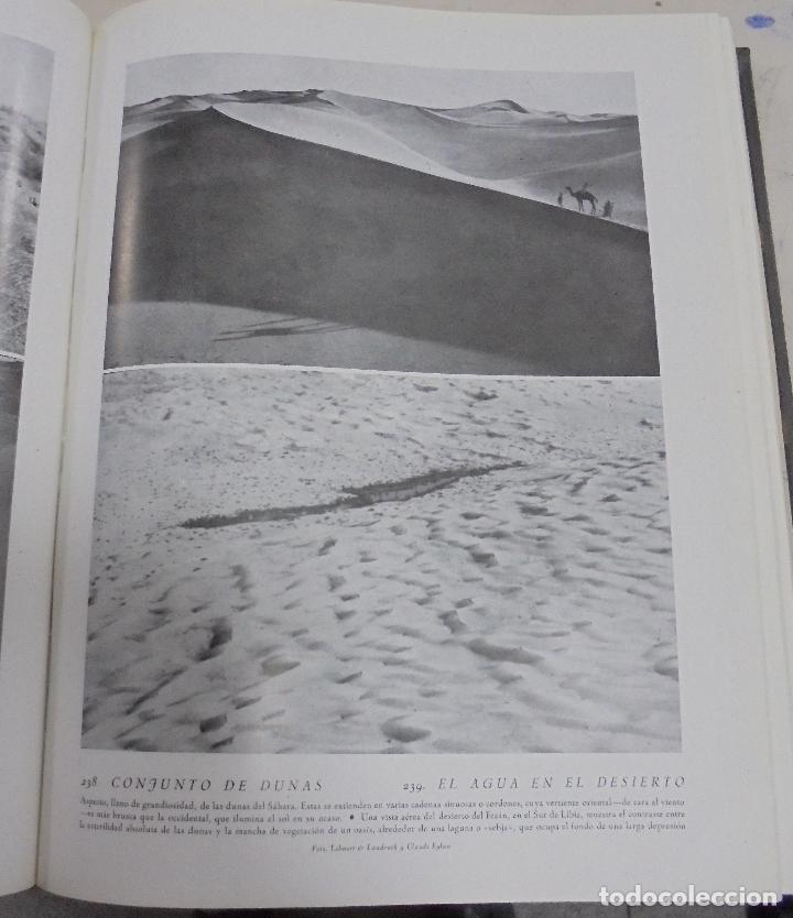 Enciclopedias de segunda mano: MIL ASPECTOS DE LA TIERRA Y DEL ESPACIO. TOMO I. LA TIERRA. GALLACH, BARCELONA. 1949 - Foto 6 - 79090565