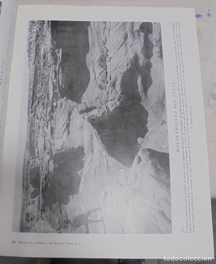Enciclopedias de segunda mano: MIL ASPECTOS DE LA TIERRA Y DEL ESPACIO. TOMO I. LA TIERRA. GALLACH, BARCELONA. 1949 - Foto 9 - 79090565