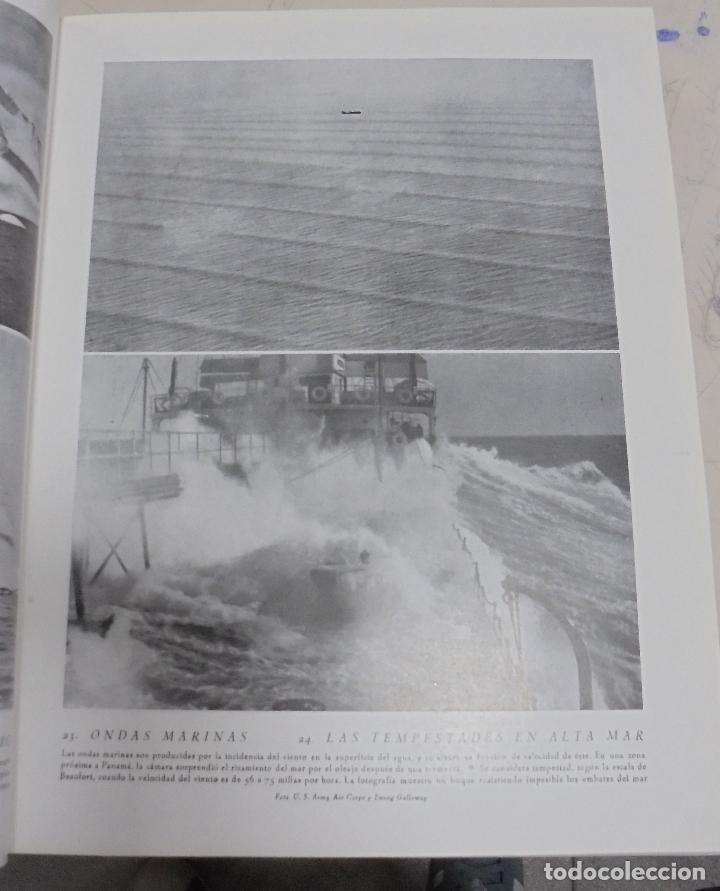 Enciclopedias de segunda mano: MIL ASPECTOS DE LA TIERRA Y DEL ESPACIO. TOMO I. LA TIERRA. GALLACH, BARCELONA. 1949 - Foto 10 - 79090565