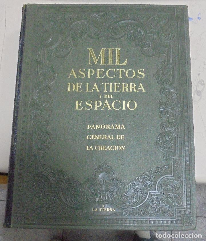 Enciclopedias de segunda mano: MIL ASPECTOS DE LA TIERRA Y DEL ESPACIO. TOMO I. LA TIERRA. GALLACH, BARCELONA. 1949 - Foto 11 - 79090565