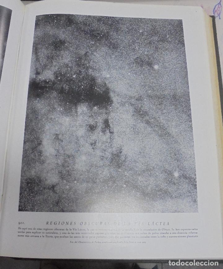 Enciclopedias de segunda mano: MIL ASPECTOS DE LA TIERRA Y DEL ESPACIO. DOS TOMOS. GALLACH, BARCELONA. LEER - Foto 6 - 79091077