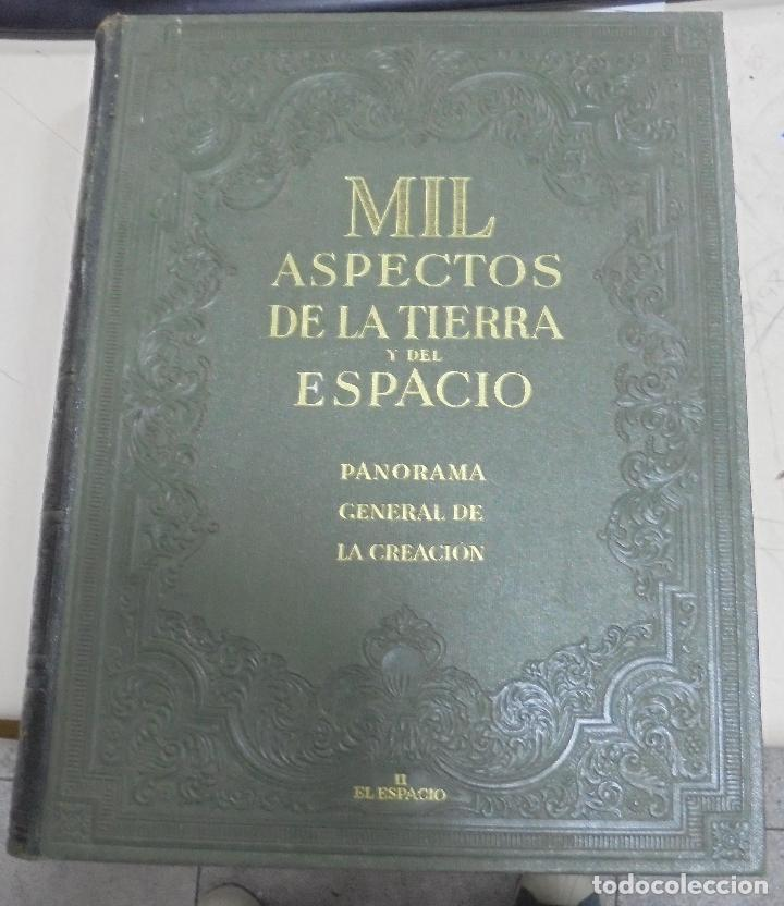 Enciclopedias de segunda mano: MIL ASPECTOS DE LA TIERRA Y DEL ESPACIO. DOS TOMOS. GALLACH, BARCELONA. LEER - Foto 11 - 79091077