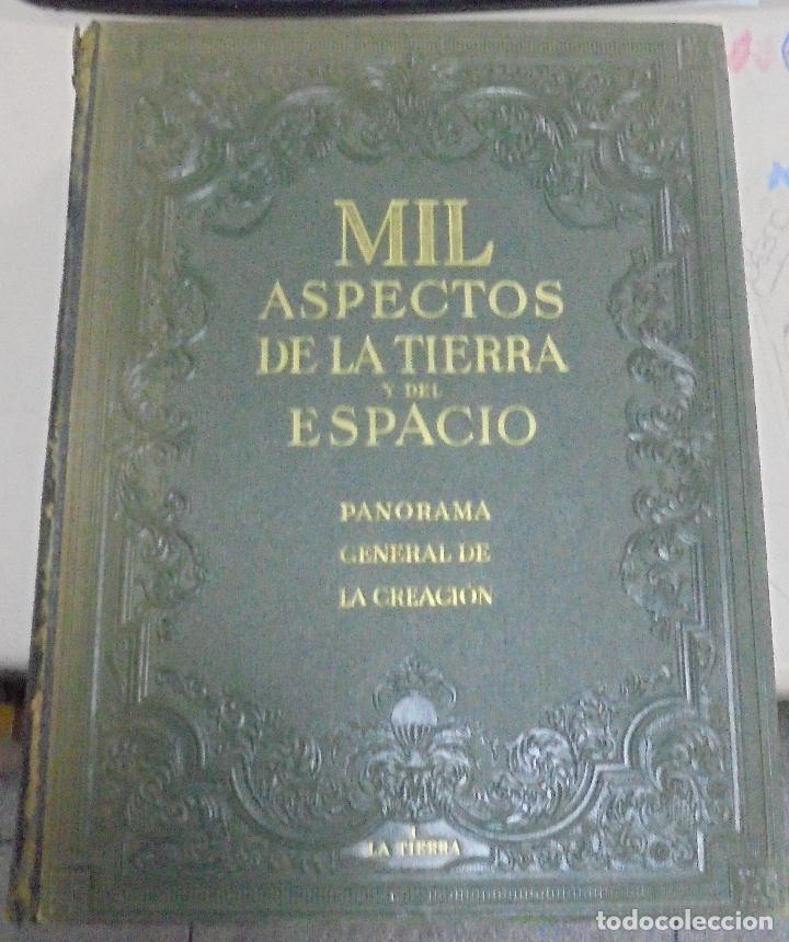 Enciclopedias de segunda mano: MIL ASPECTOS DE LA TIERRA Y DEL ESPACIO. DOS TOMOS. GALLACH, BARCELONA. LEER - Foto 20 - 79091077