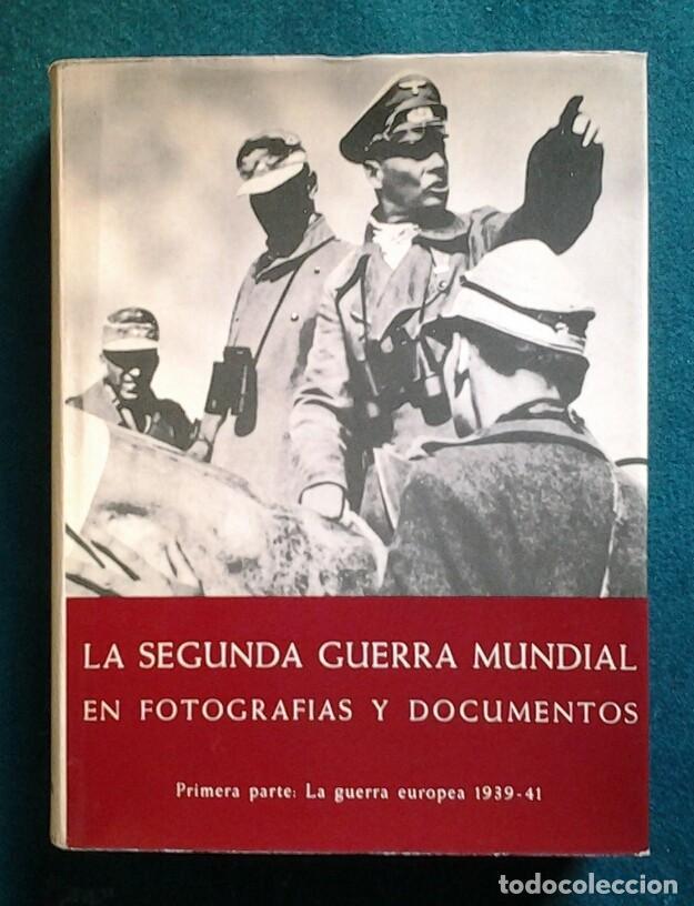 Enciclopedias de segunda mano: LA SEGUNDA GUERRA MUNDIAL EN FOTOGRAFIAS Y DOCUMENTOS. 6 TOMOS.PLAZA Y JANES 1973 - Foto 5 - 176884583