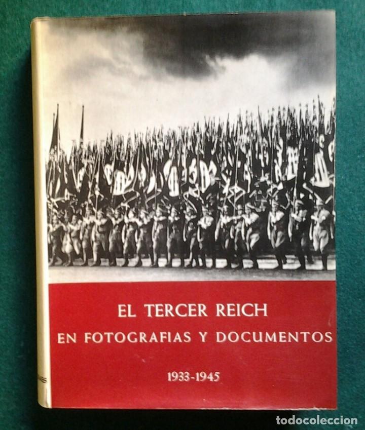 Enciclopedias de segunda mano: LA SEGUNDA GUERRA MUNDIAL EN FOTOGRAFIAS Y DOCUMENTOS. 6 TOMOS.PLAZA Y JANES 1973 - Foto 6 - 176884583