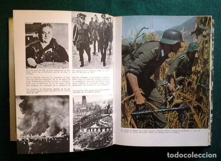 Enciclopedias de segunda mano: LA SEGUNDA GUERRA MUNDIAL EN FOTOGRAFIAS Y DOCUMENTOS. 6 TOMOS.PLAZA Y JANES 1973 - Foto 8 - 176884583
