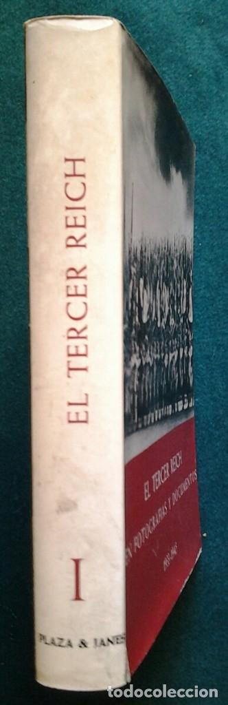 Enciclopedias de segunda mano: LA SEGUNDA GUERRA MUNDIAL EN FOTOGRAFIAS Y DOCUMENTOS. 6 TOMOS.PLAZA Y JANES 1973 - Foto 10 - 176884583