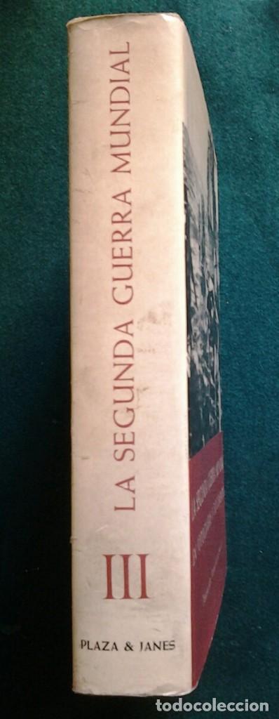 Enciclopedias de segunda mano: LA SEGUNDA GUERRA MUNDIAL EN FOTOGRAFIAS Y DOCUMENTOS. 6 TOMOS.PLAZA Y JANES 1973 - Foto 12 - 176884583