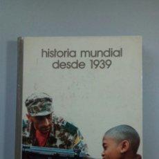 Enciclopedias de segunda mano: AÑO 1973. HISTORIA MUNDIAL DESDE 1939.. Lote 79613575