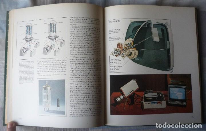 Enciclopedias de segunda mano: DOS LIBROS DE LA ENCICLOPEDIA BASE / 10 CONSULTOR DIDACTICO - Foto 8 - 80821459