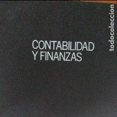 Enciclopedias de segunda mano: CONTABILIDAD Y FINANZAS. Lote 80832123