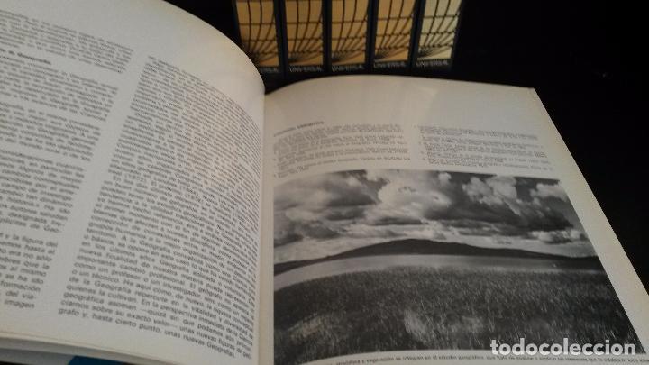 Enciclopedias de segunda mano: GEOGRAFIA UNIVERSAL 6 TOMOS.. CARROGGIO 1973. FERNANDO CARROGGIO (CREACION Y DIRECCION) - Foto 4 - 83561880