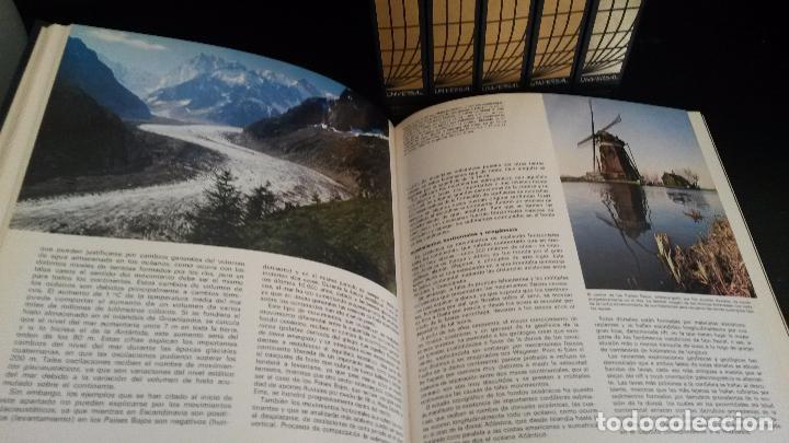 Enciclopedias de segunda mano: GEOGRAFIA UNIVERSAL 6 TOMOS.. CARROGGIO 1973. FERNANDO CARROGGIO (CREACION Y DIRECCION) - Foto 5 - 83561880
