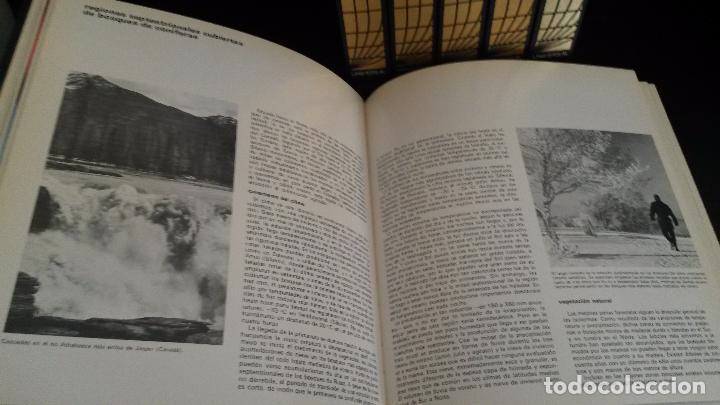 Enciclopedias de segunda mano: GEOGRAFIA UNIVERSAL 6 TOMOS.. CARROGGIO 1973. FERNANDO CARROGGIO (CREACION Y DIRECCION) - Foto 6 - 83561880