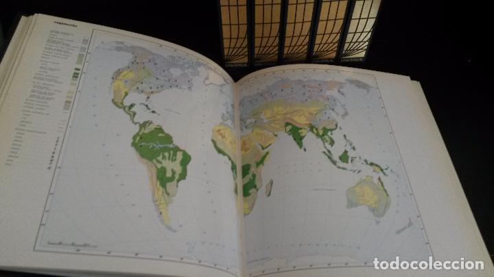 Enciclopedias de segunda mano: GEOGRAFIA UNIVERSAL 6 TOMOS.. CARROGGIO 1973. FERNANDO CARROGGIO (CREACION Y DIRECCION) - Foto 7 - 83561880