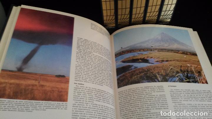 Enciclopedias de segunda mano: GEOGRAFIA UNIVERSAL 6 TOMOS.. CARROGGIO 1973. FERNANDO CARROGGIO (CREACION Y DIRECCION) - Foto 8 - 83561880