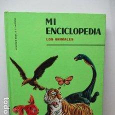 Enciclopedias de segunda mano: MI ENCICLOPEDIA LOS ANIMALES.-EDICIONES GAISA-S/F . Lote 83863420