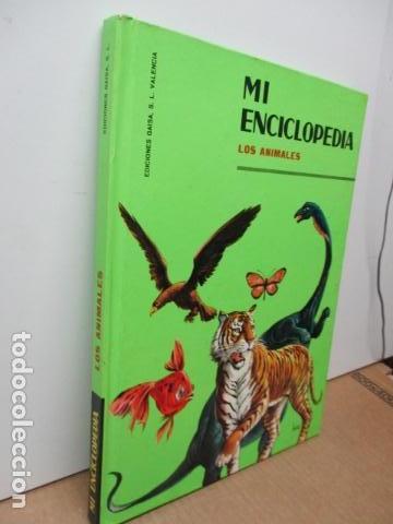 Enciclopedias de segunda mano: MI ENCICLOPEDIA LOS ANIMALES.-EDICIONES GAISA-S/F - Foto 4 - 83863420