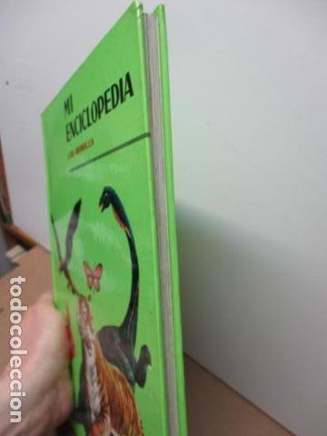 Enciclopedias de segunda mano: MI ENCICLOPEDIA LOS ANIMALES.-EDICIONES GAISA-S/F - Foto 6 - 83863420