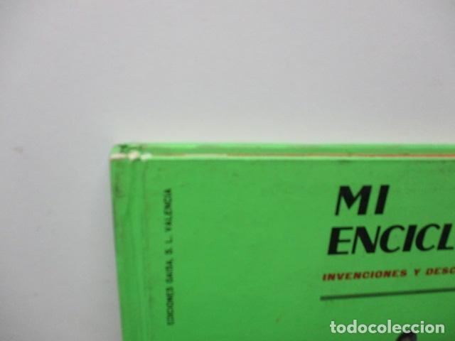 Enciclopedias de segunda mano: MI ENCICLOPEDIA - INVENCIONES Y DESCUBRIMIENTOS VOL I (ver fotos) - Foto 3 - 83863960