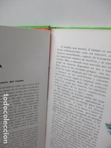 Enciclopedias de segunda mano: MI ENCICLOPEDIA - INVENCIONES Y DESCUBRIMIENTOS VOL I (ver fotos) - Foto 10 - 83863960