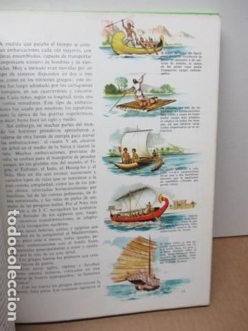 Enciclopedias de segunda mano: MI ENCICLOPEDIA - INVENCIONES Y DESCUBRIMIENTOS VOL I (ver fotos) - Foto 11 - 83863960