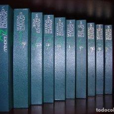 Enciclopedias de segunda mano: MODERNA ENCICLOPEDIA ILUSTRADA (10 TOMOS). CIRCULO DE LECTORES.. Lote 84626252