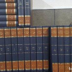 Enciclopedias de segunda mano: NUEVA ENCICLOPEDIA LAROUSSE EN VEINTE VOLÚMENES.PLANETA.20 TOMOS + 6 TOMOS SUPLEMENTOS +2 ATLAS. Lote 85674788