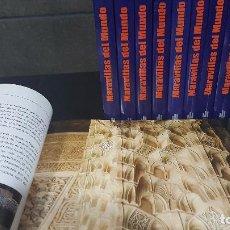Enciclopedias de segunda mano: MARAVILLAS DEL MUNDO - 10 TOMOS - 2007 - EDICIONES AUPPER. Lote 85676424