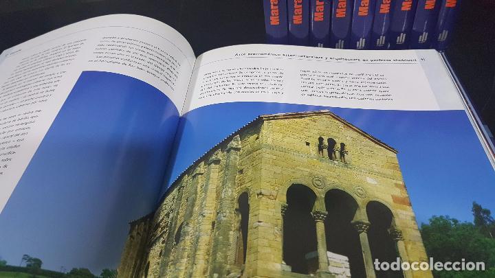 Enciclopedias de segunda mano: MARAVILLAS DEL MUNDO - 10 TOMOS - 2007 - EDICIONES AUPPER - Foto 4 - 85676424