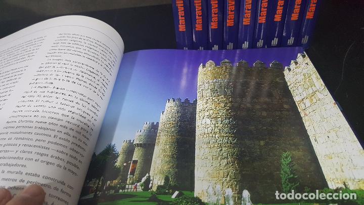 Enciclopedias de segunda mano: MARAVILLAS DEL MUNDO - 10 TOMOS - 2007 - EDICIONES AUPPER - Foto 8 - 85676424