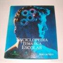 Enciclopedias de segunda mano: IAN CROFTON (ED.). ENCICLOPEDIA TEMÁTICA ESCOLAR. RMT80539. . Lote 86115164