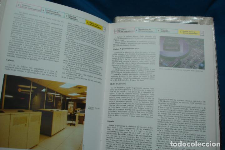 Enciclopedias de segunda mano: ENCICLOPEDIA DE LA INFORMÁTICA - ED. PLANETA 1ª EDICIÓN 1987 - 6 TOMOS - Foto 6 - 86733108