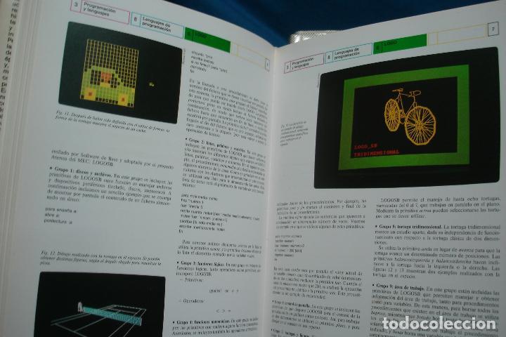 Enciclopedias de segunda mano: ENCICLOPEDIA DE LA INFORMÁTICA - ED. PLANETA 1ª EDICIÓN 1987 - 6 TOMOS - Foto 7 - 86733108