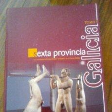Enciclopedias de segunda mano: GALICIA SEXTA PROVINCIA.TOMO V.. Lote 87650796