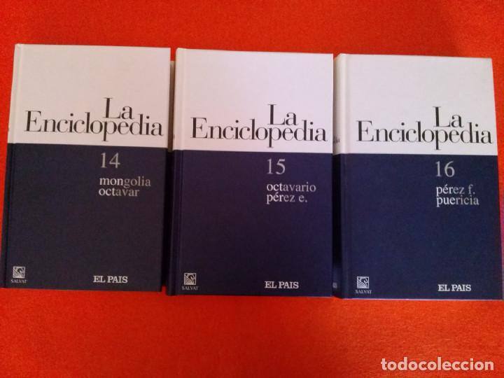 Enciclopedias de segunda mano: Enciclopedia SALVAT...4 tomos. - Foto 2 - 89067728