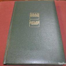 Enciclopedias de segunda mano: GRAN ENCICLOPÈDIA CATALANA , ATLES UNIVERSAL CATALÀ - ATLES1. Lote 89437580