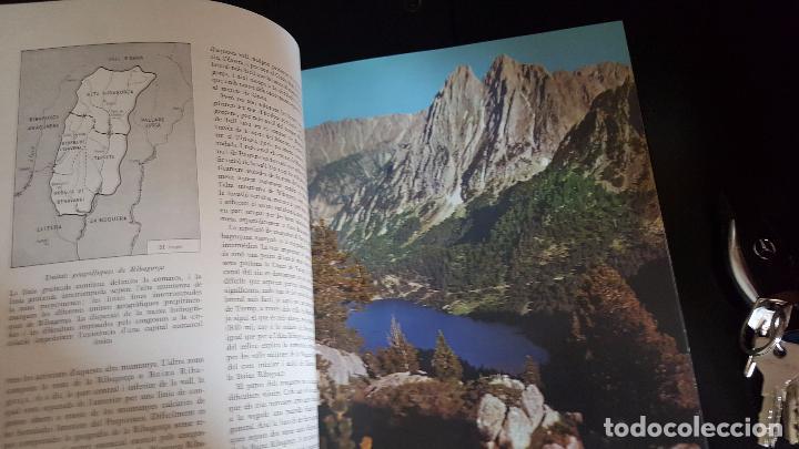 Enciclopedias de segunda mano: GEOGRAFIA DE CATALUNYA.TOMOS I Y II. BELLAMENTE ILUSTRADA.1958.EN CATALÀ AEDOS. - Foto 2 - 89514872