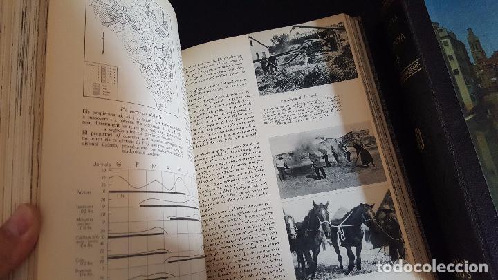 Enciclopedias de segunda mano: GEOGRAFIA DE CATALUNYA.TOMOS I Y II. BELLAMENTE ILUSTRADA.1958.EN CATALÀ AEDOS. - Foto 9 - 89514872