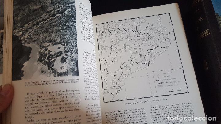 Enciclopedias de segunda mano: GEOGRAFIA DE CATALUNYA.TOMOS I Y II. BELLAMENTE ILUSTRADA.1958.EN CATALÀ AEDOS. - Foto 10 - 89514872