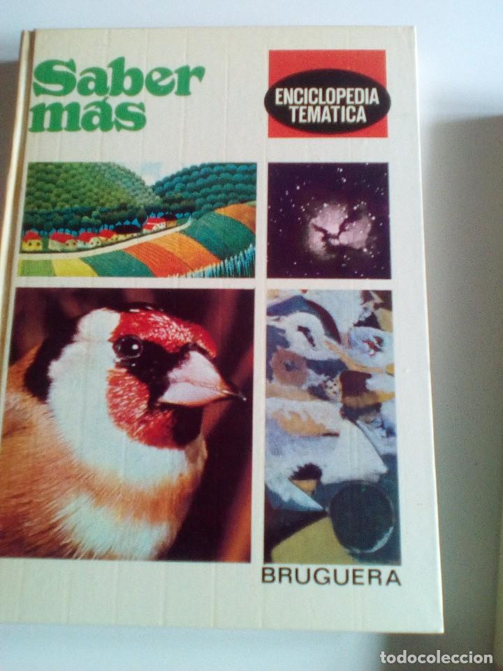 Enciclopedias de segunda mano: Saber Más, Enciclopedia Temática de los años 70, 6 tomos, COMPLETA - Foto 6 - 89607760