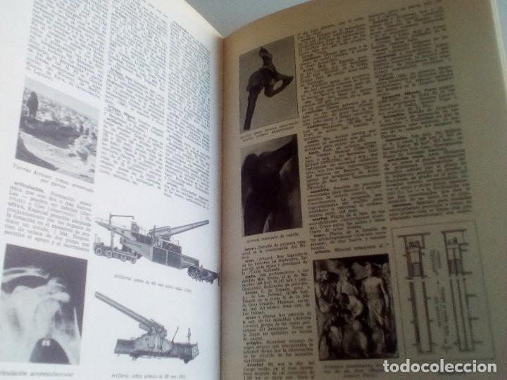 Enciclopedias de segunda mano: MODERNA ENCICLOPEDIA ILUSTRADA (CIRCULO DE LECTORES 1971) - Foto 7 - 89608976