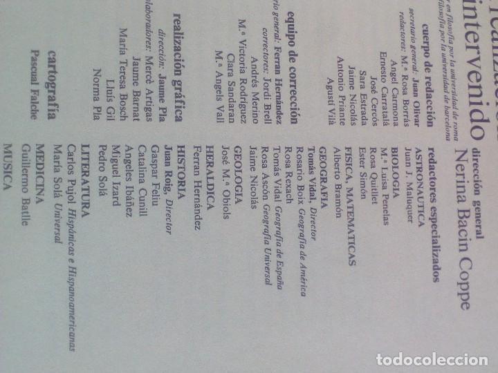 Enciclopedias de segunda mano: MODERNA ENCICLOPEDIA ILUSTRADA (CIRCULO DE LECTORES 1971) - Foto 9 - 89608976