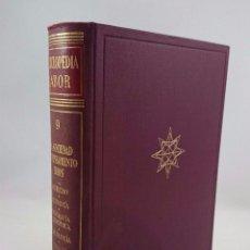 Enciclopedias de segunda mano: ENCICLOPEDIA LABOR. TOMO 9 LA SOCIEDAD. EL PENSAMIENTO. DIOS. Lote 90803780